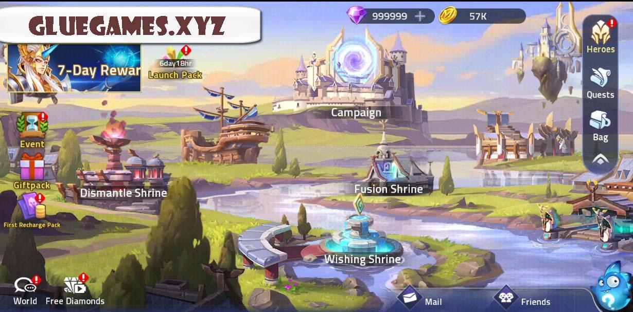 Mobile Legends Adventure Hack online generator